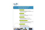 Water Distribution System Diagnosis And Analysis - Brochure