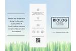 BIOLOG USB Thermographs - Brochure