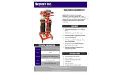 Neptech Flexotherm - Pressurized Heated Cleaning System Brochure