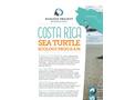 Costa Rica - Sea Turtle Ecology Course Brochure