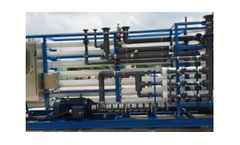Model SD Series - Seawater Reverse Osmosis Systems