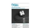 D5000 Series Four Channel Sensor to Computer Interface Modules Datasheet