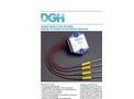 D5000M Series Four Channel Sensor To Computer Interface Modules Datasheet
