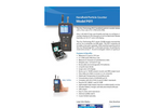 P611 Handheld Particle Counter - Datasheet