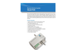 P240 Remote Particle Counter Datasheet