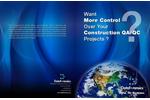 PQC Test Data Management Web Portal Brochure