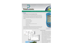 PLog Your Complete Field Logging System Brochure