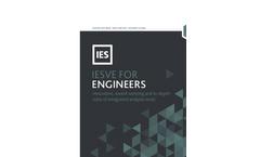 IESVE For Engineers Brochure