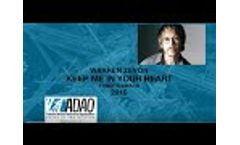 "Clarence Borel, ADAO Warren Zevon ""Keep Me in Your Heart"" Tribute Award Video"