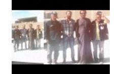 Used Mineral Oil Recyeling 200TON/GUN - ARABIA Video
