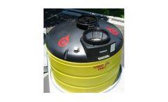 Waste Oil Storage Tank