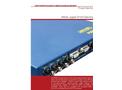 Prosig - Model P8012 - 24 Bit Data Acquisition System Brochure
