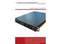 Prosig - Model P8020 - 24 Bit Data Acquisition System Brochure
