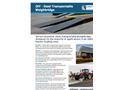Model DIY - Steel Transportable Weighbridge Datasheet