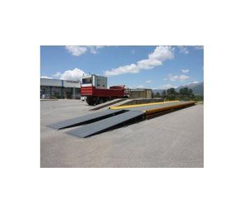 Model DIY - Steel Transportable Weighbridge
