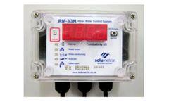 RinseTek - Model RM-33N - Rinse Water Control System