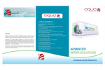 Industry`s First Green RO, Eco Friendly Zero Chemical Desalination - Broucher