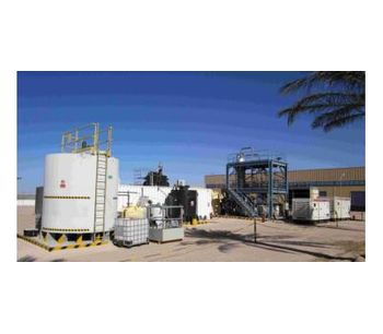 Steam Driven Crystallizer Systems