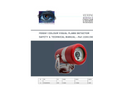 Model FDS301 - Visual Flame Detector Technical Manual