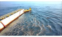 Koseq Sweeping Arms in the Macondo Oil Spill 2010 - Video