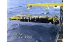 Koseq Sweeping Arms in the Erika Oil Spill - December 1999 - Video