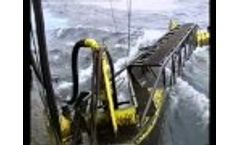 Koseq Sweeping Arms in the Prestige Oil Spill 2002 - Video