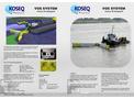 Koseq - Model VOS - Victory Oil Sweeper - Brochure