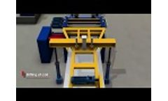 Indiana Cable Tray Line - Video