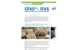 BioWater - Model CFAS - Combined Fixed Film Activated Sludge System (IFAS) Brochure