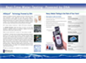 Real-Time Water Testing Powered by DNA Brochure