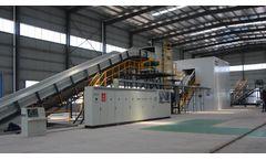 Scrap Steel & ELV Recycling Equipment