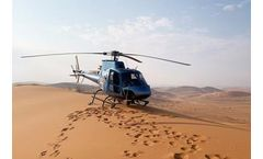 SkyTEM finding drinking water with Airbus helicopters