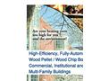 ACT - Wood Pellet and Wood Chip Boilers Brochure