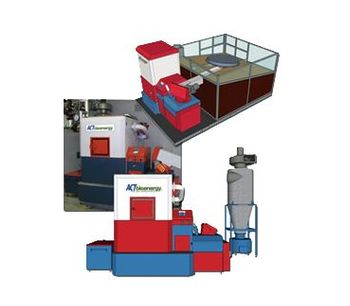 ACT - Wood Pellet and Wood Chip Boilers