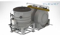 Clewer - Rotating Bed Biofilm Reactor (RBBR)