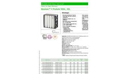 Absolute- ProSafe - Model V , VGXL, XXL - HEPA Filters Brochure