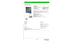 CamVane - 100 - Air Intake System - Datasheet