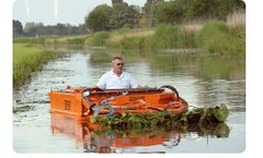 Conver - Model C420 - Mowing Boats