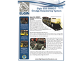 Elgin - Model ESS-3000DT - Dredge Dewatering System - Cut Sheet