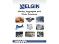 Elgin - Tabor Multi-Slope Vibrating Screen - Brochure