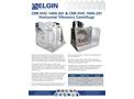 Elgin - Model CMI-HVC - Horizontal Vibratory Centrifuge