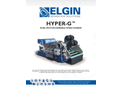 Elgin - Model Hyper-G - Dual-Motion Variable-Speed Shaker - Brochure