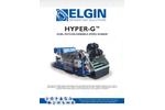Elgin - Model Hyper-G - Dual-Motion Variable-Speed Shaker - Brochure