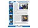 Elgin - 20 Foot Containerized Dewatering and Waste Oil Treatment System - Brochure