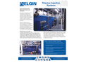 Elgin - Polymer Injection / Chemical Mixing Systems - Brochure