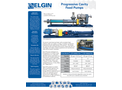 Elgin - Progressive Cavity Feed Pumps - Brochure