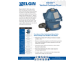 Elgin - Model CSI-D4 - Vertical Cuttings Dryer - Brochure