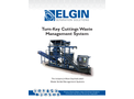 Elgin - Model CSI-D4 - Turn-Key Cuttings Waste Management System - Brochure