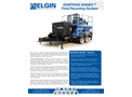 Elgin KEMTRON - Model 200HD2 - Packaged Fluid Recycling System - Brochure