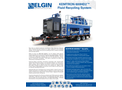 Elgin KEMTRON - Model 600HD2 - Packaged Fluid Recycling System - Cutsheet